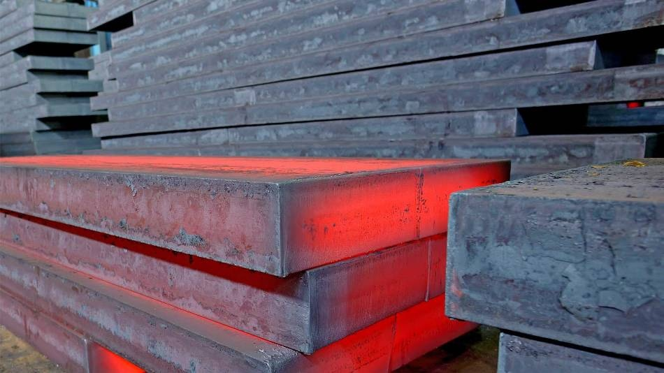non-formable and formable steel plates,