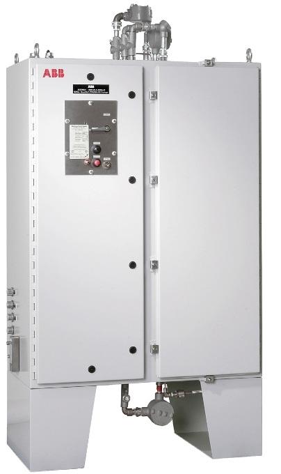 ABB process FT-NIR analyzer FTPA2000-HP360.