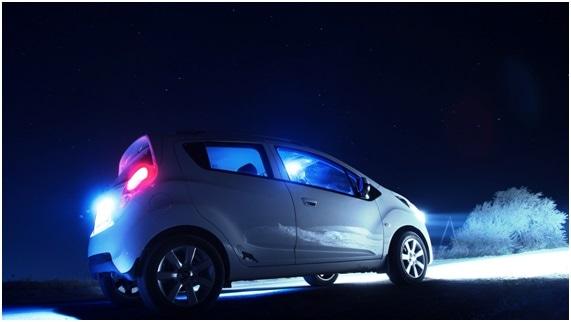 Lighting and displays are an essential aspect of vehicle design. Image credit: pixabay.com/xusenru.