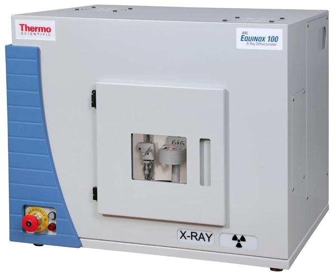 ARL EQUINOX 100 X-ray diffractometer