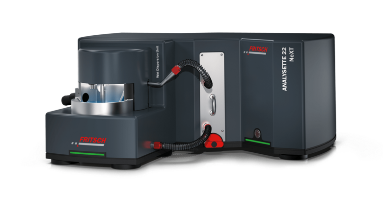 Determining Particle Size Distributions with Laser Measuring