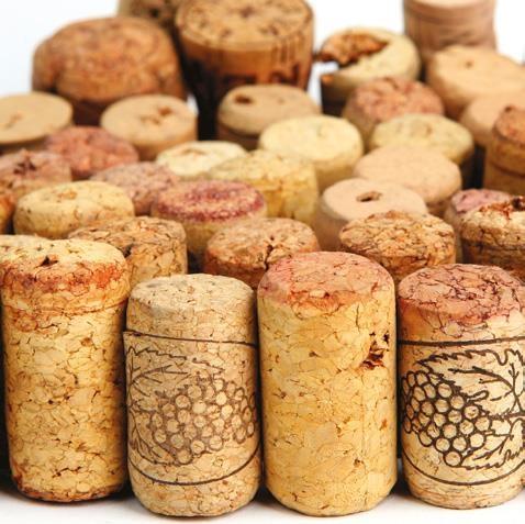 Natural corks