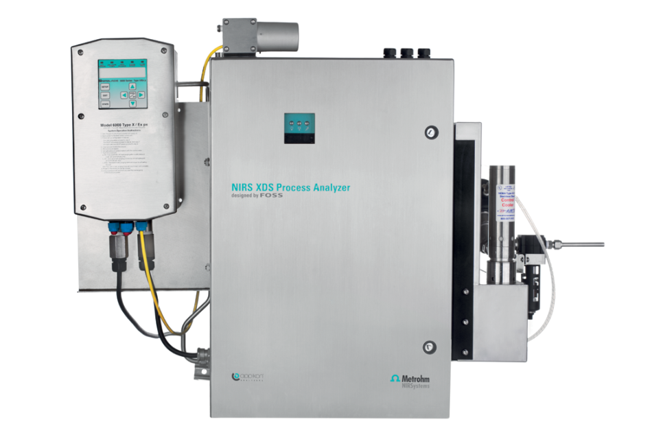 NIRS XDS Process Analyzer configured for applications in ATEX areas.