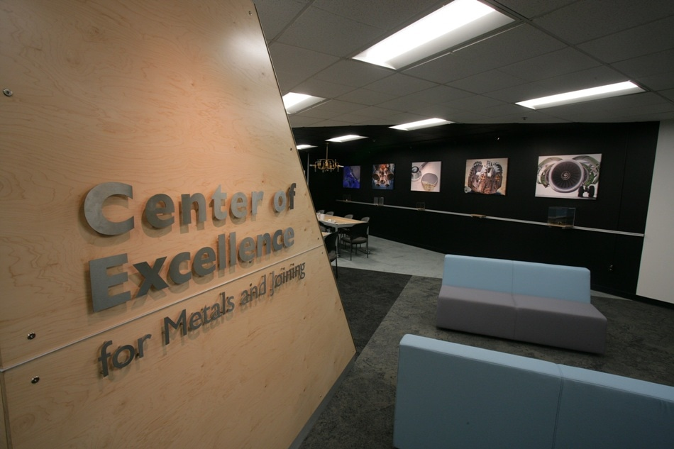 Morgan Metals and Joining CoE, Hayward California