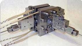 A microchannel reactor