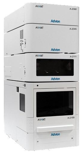 Advion CMS and AVANT (U)HPLC systems.