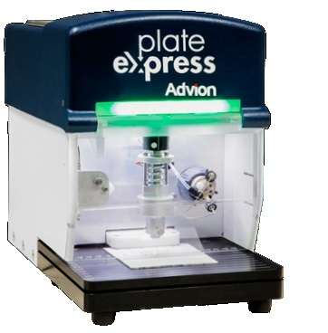 Advion CMS and Plate Express.