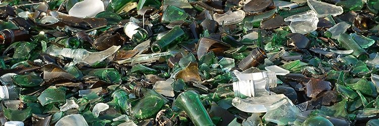 Sorting Recyclable Glass with XRF