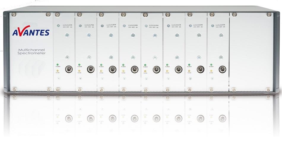 AvaSpec Multi-channel Fiber-optic Spectrometers