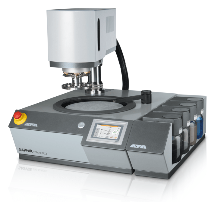 Grinding & Polishing Machine SAPHIR 250 A1-ECO