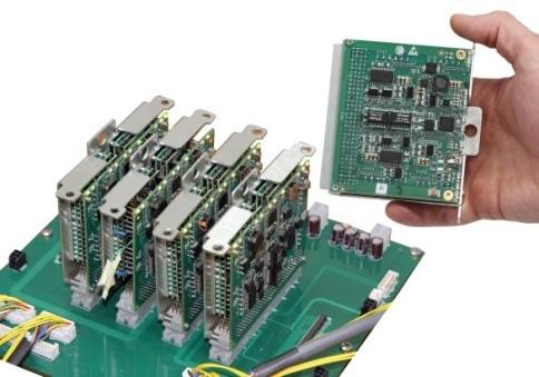 Ultra-compact 16 high-power servo drives
