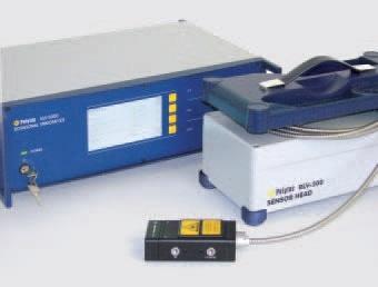 RLV-5500 Rotational Vibrometer.