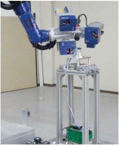 RoboVib® Test Station.