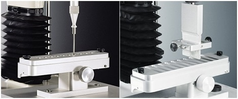 Indexing provides Efficiency – Multiple Indexing Plate and Flexible Substrate Clamp