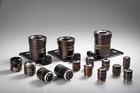 DSX1000 objective lenses