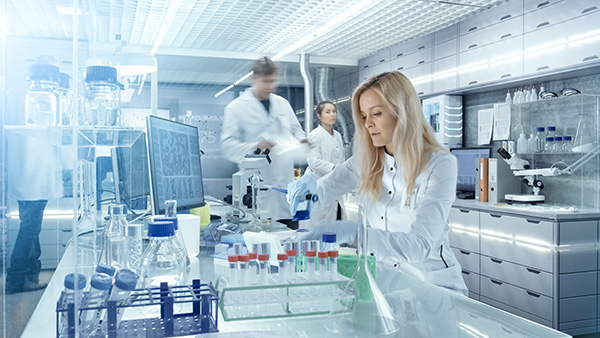 Upgrading your lab can improve accuracy and precision.