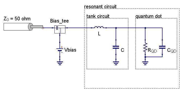 Basic principle of ohmic reflectometry