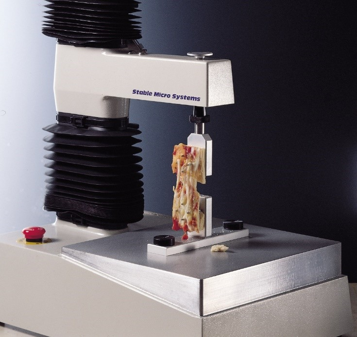 Using a Texture Analyzer for 3D Printed Food