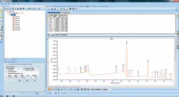 Screenshot after inserting region scans.