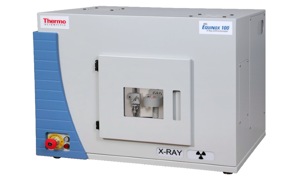 ARL EQUINOX 100 X-Ray Diffractometer