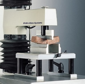 Measuring Fundamental Materials Parameters with a Texture Analyzer