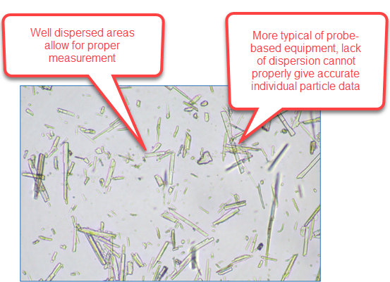 Particle Size, Shape, Concentration and Classification in Real-Time for In-Process Testing