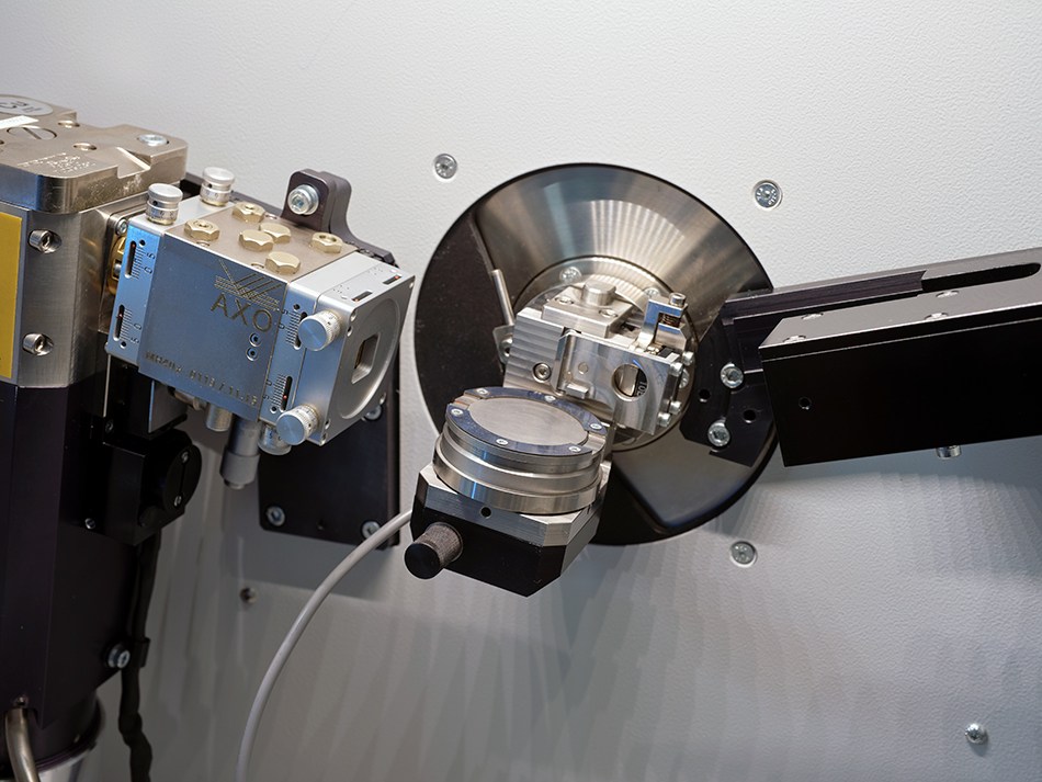 The AXRD Benchtop: Unlike Any Other Benchtop Powder X-Ray Diffractometer