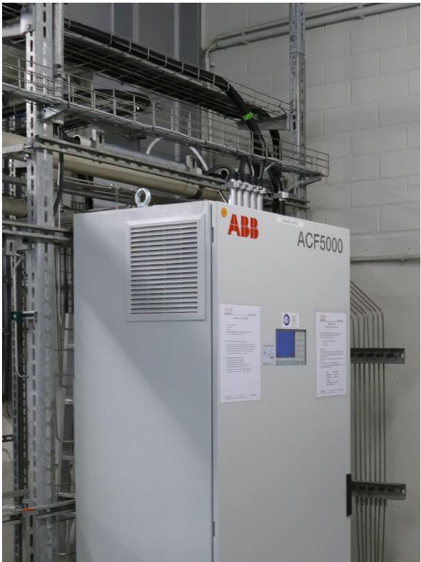 ACF5000 installation.