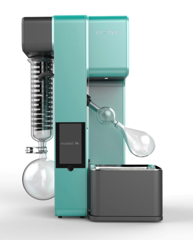 The all-in-one rotovap could replace traditional benchtop rotovaps.