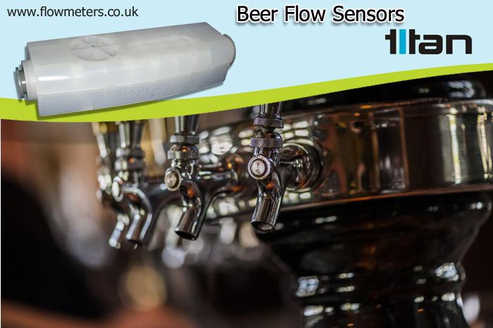 Beer Flow Sensors: Supplying 600,000 to the Beer Industry
