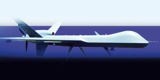 Predator UAV;