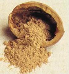Walnut Shell Bio Filler.