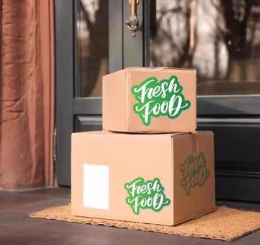 Home meal delivery is among the trends driving single-serve and at-home package sizes.