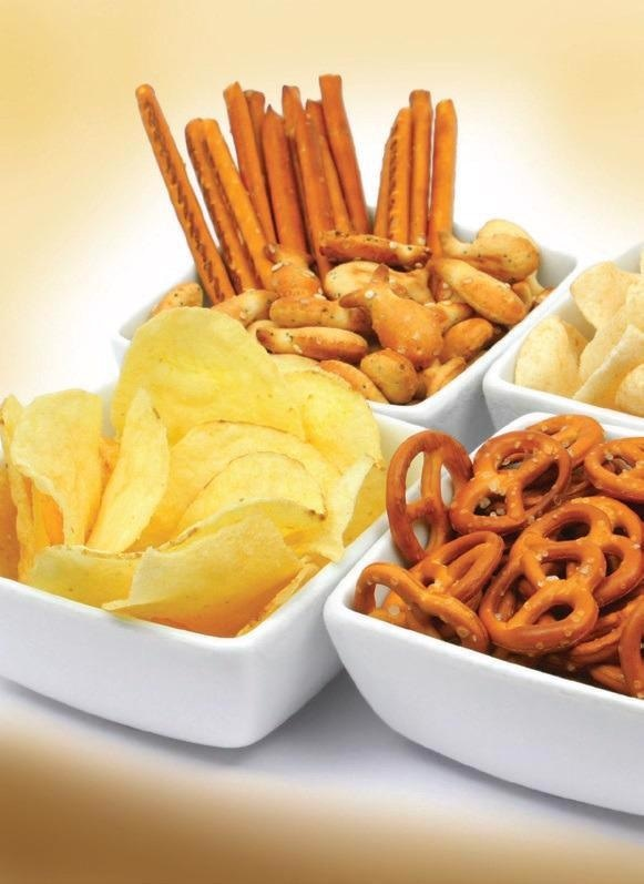 Snack Products and Packaged Baked Goods: Insights and Solutions