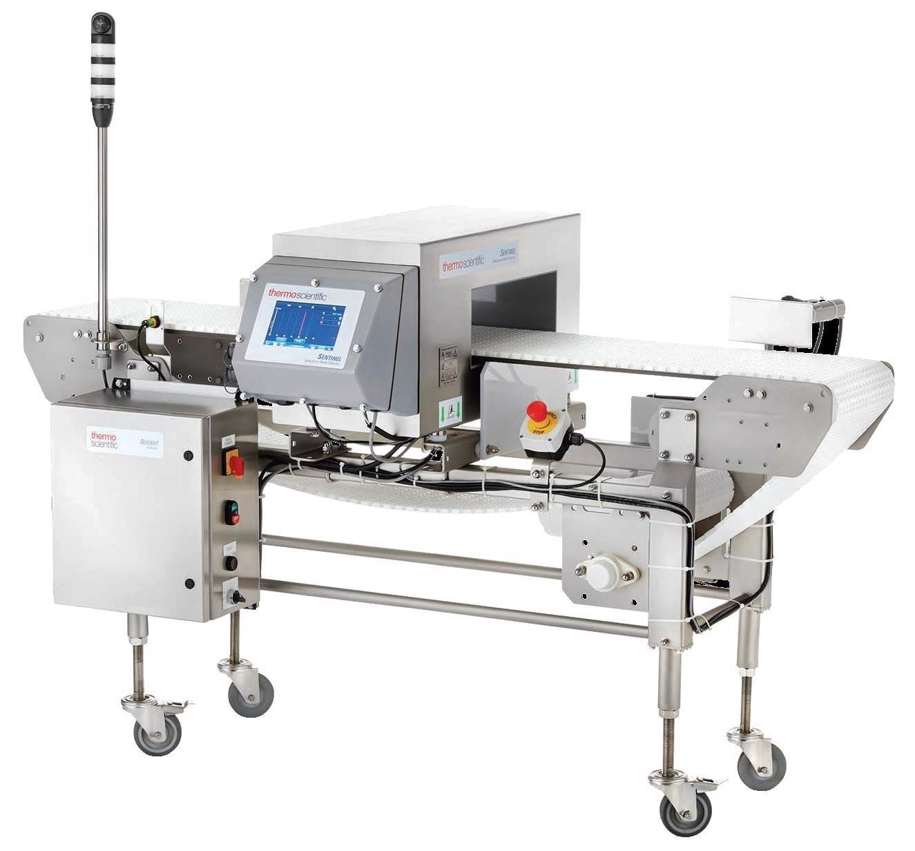 Frozen Food: Assuring Safety with Metal Detection