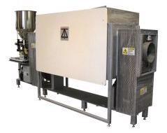 Custom industrial rotary furnace