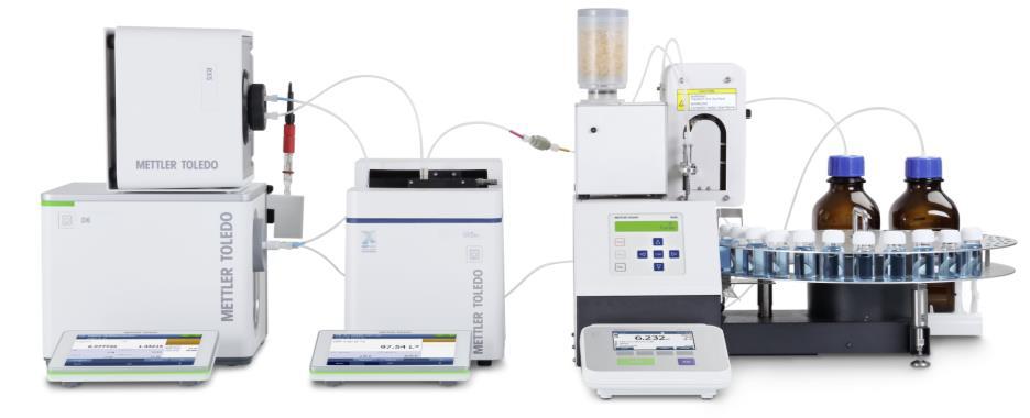DERE, UVVIS, pH Multiparameter system.