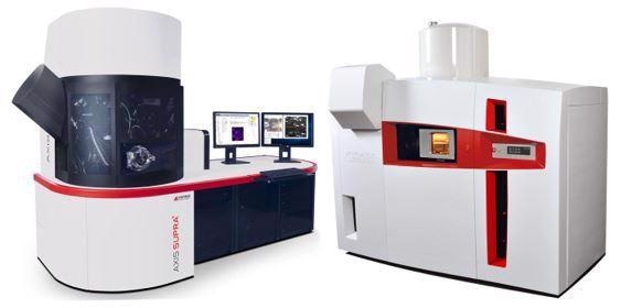 AXIS Supra+ and AXIS Nova, automated X-ray photoelectron spectrometers