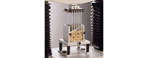A Kramer Shear Cell is typically suited to non-homogeneous pieces.