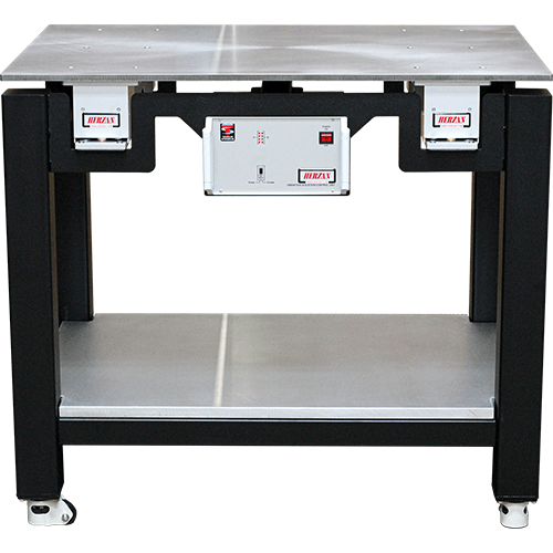NDW-3030A Workstation With Lower Shelving.