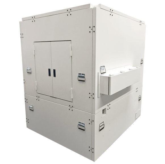 Standard and Custom Acoustic Enclosures.