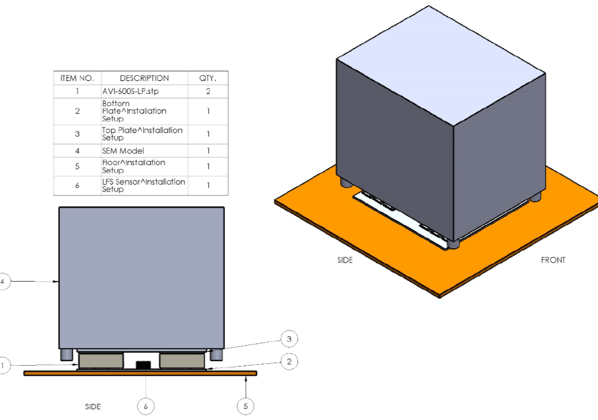 Detailed CAD Drawings