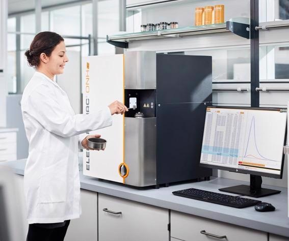 Rapid and Reliable O/N/H Analysis of High Sample Weights.
