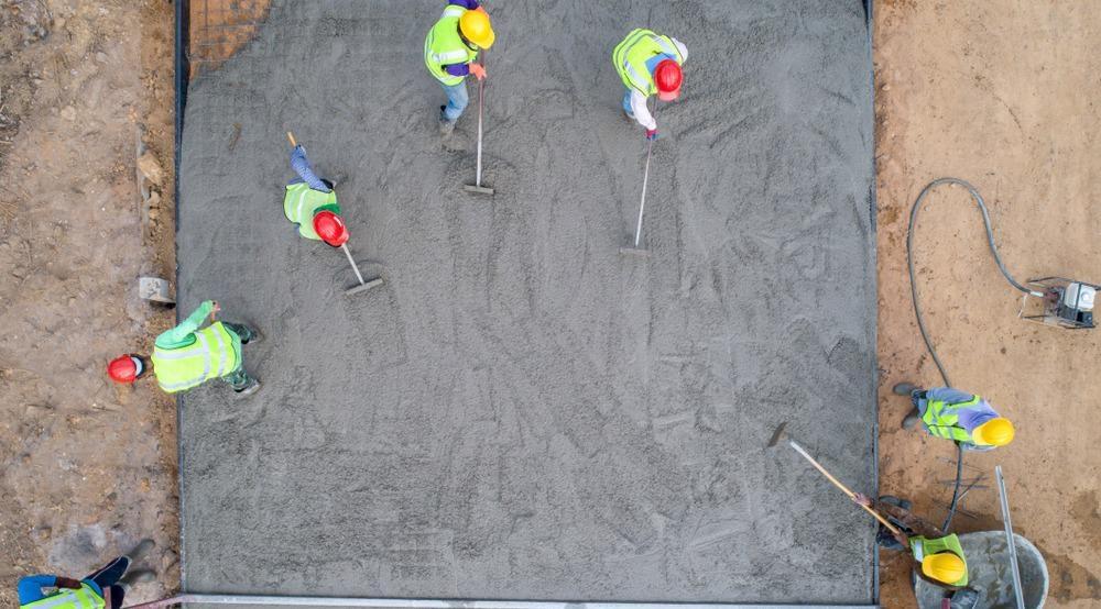 concrete, rheology