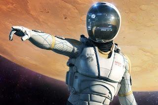 Robotic Exoskeleton Technology for Mars Missions