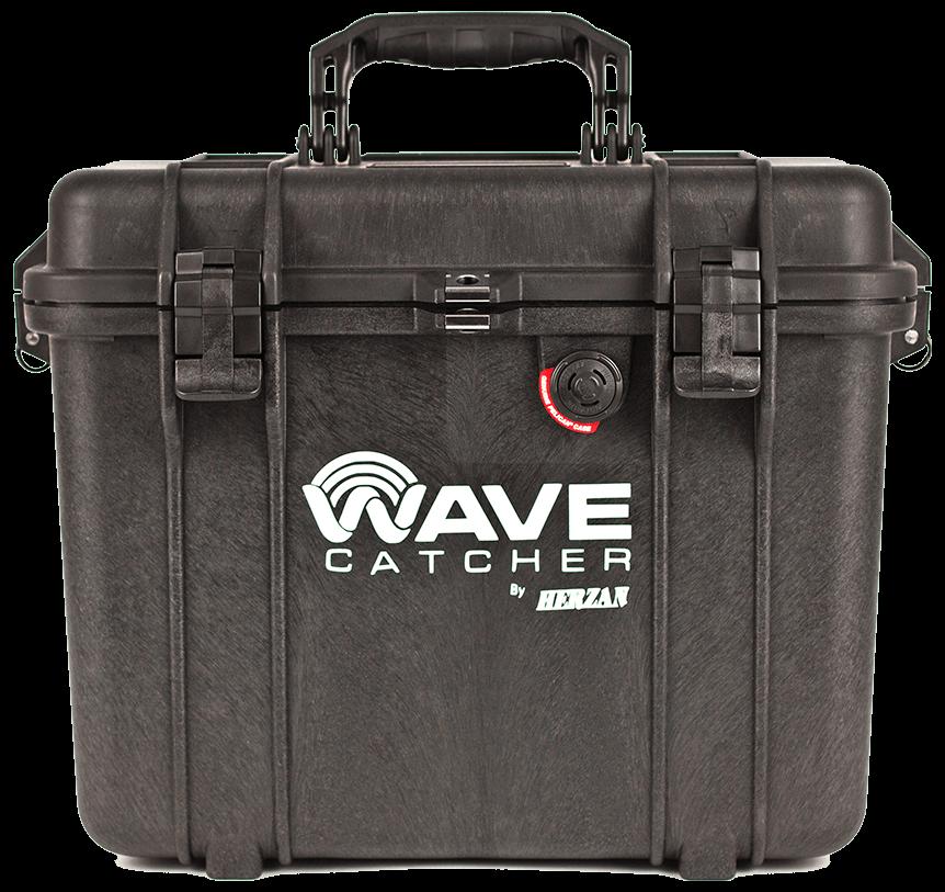 WaveCatcher Carrying Case.