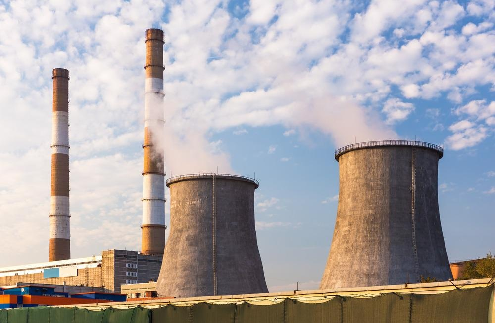 thermoelectric power plant