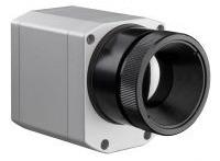 The IR camera optris PI 640 is flexible in use.