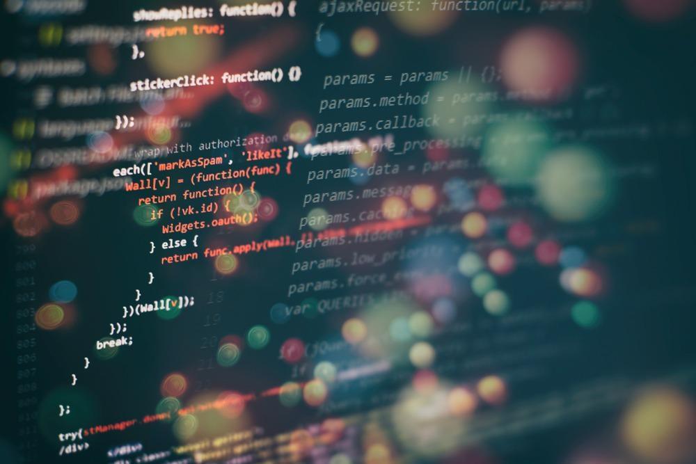 informatics, coding screen