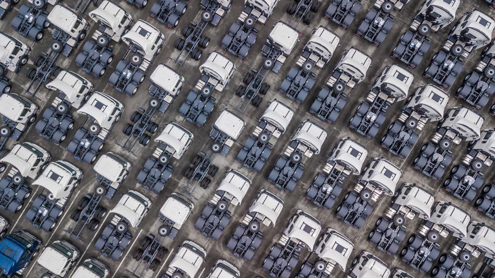 mass transport, trucks, truck line, fuel cells